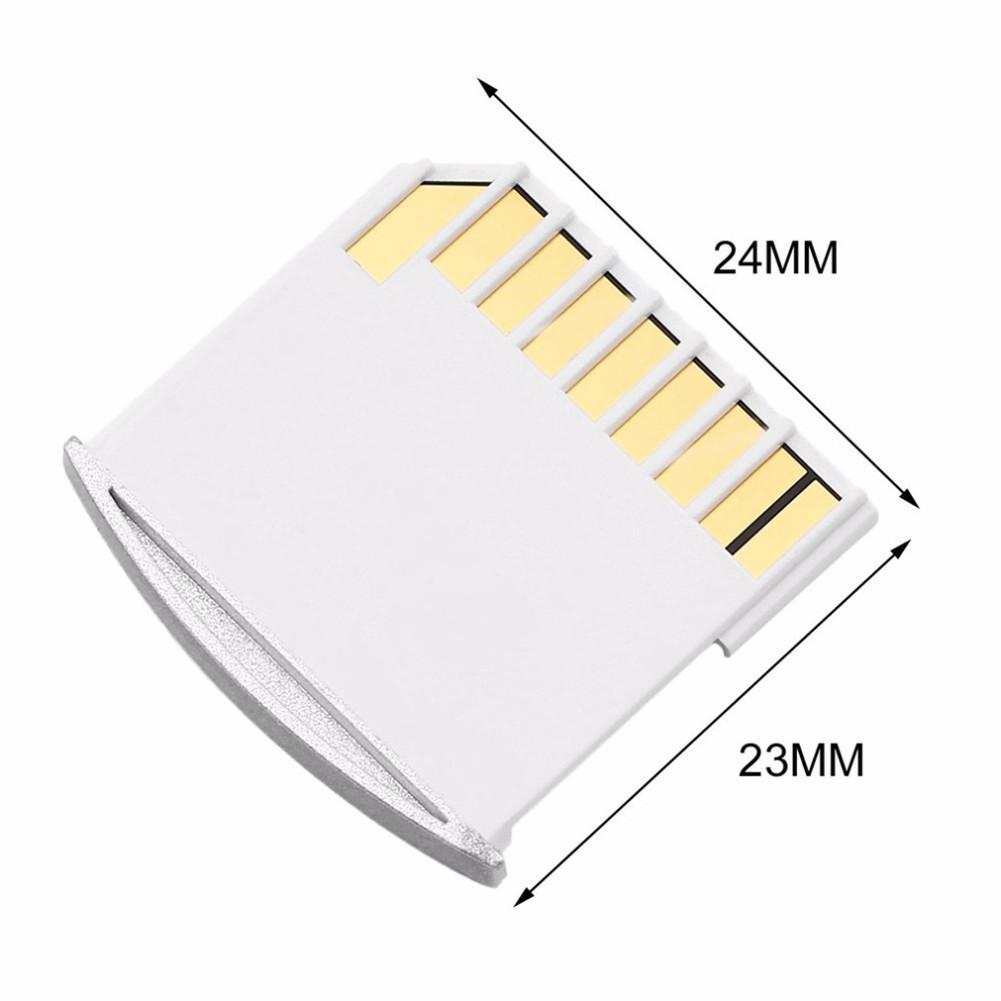 tf microsd micro sd karte sdhc zu sd adapter f r macbook. Black Bedroom Furniture Sets. Home Design Ideas