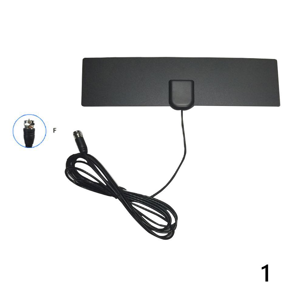 Indoor Tv Antenna Atsc Standard High Definition Hd Digital Signal Ac Home Wiring Receiving Uhf Vhf Hdtv Shop Ezbuy Singapore