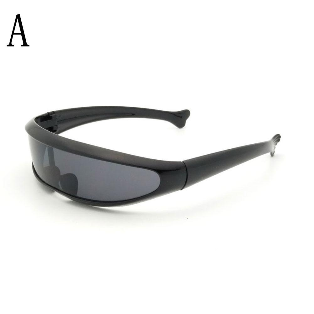 New Outdoor X-Men Outer Space Robot Conjoined Mercury Lens Cyclops Sunglasses