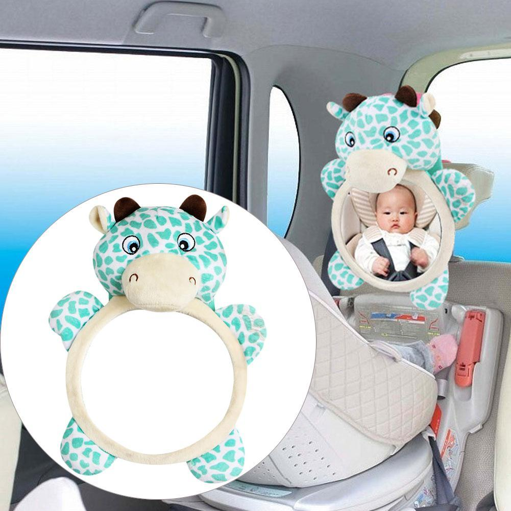 Baby Car Seat Rear View Mirror Facing Back Infant Kids