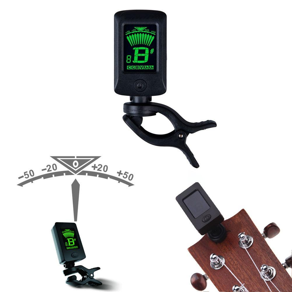 Chromatic Clip On Tuner Guitar Bass Banjo Violin Ukulele Oud 388 Electronics Projects For Dummies Due To Differences Between The Different Displays Image May Not Reflect Actual Color Of Project Thank You Very Much Package Includes
