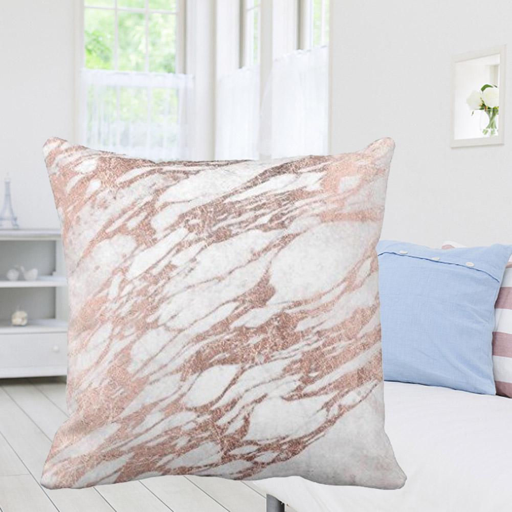 Chantelletion Chic Elegant White Und Rose Gold Marmor Muster