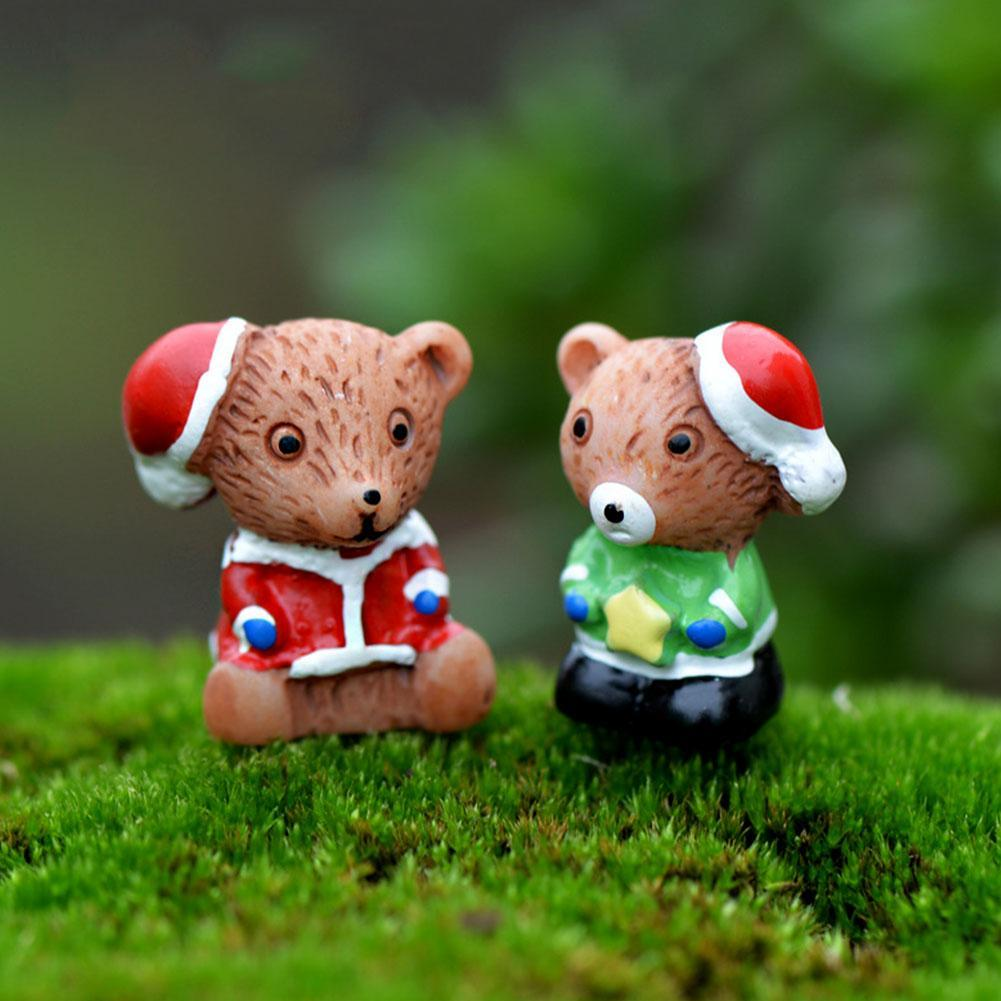 6x Mini Cute Bikini Mädchen Micro Landschaft Garten Ornamente Puppe Handwerk New