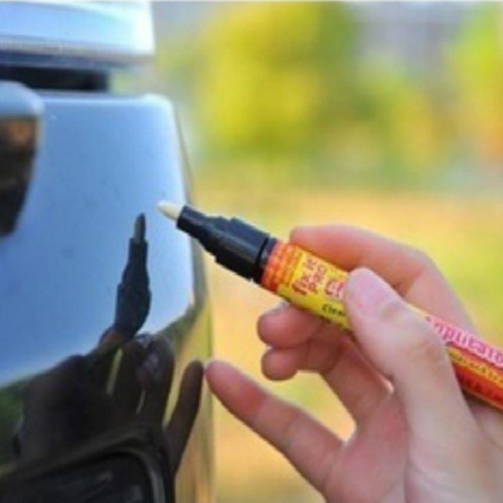 AutoPro Scratch Magic Eraser Repair Pen Non Toxic Car Clear Coat Applicator Tool