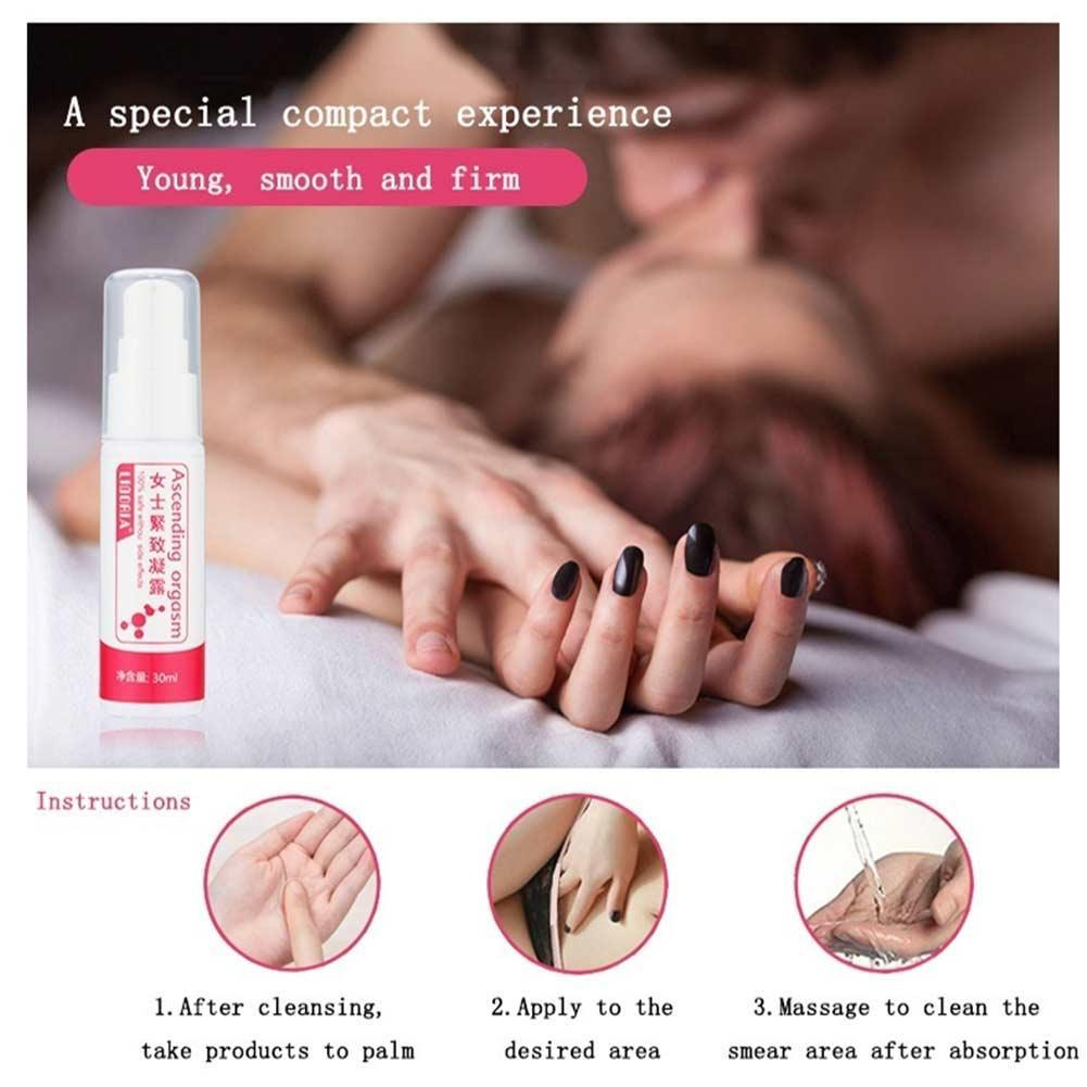 Womens Orgasm Enhancement Oil Sexual Lubricants Strongly -4731