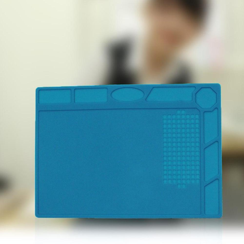 Desktop Anti Static ESD Heat Insulation Pad Mat Blanket Phone PC Tablet Repair