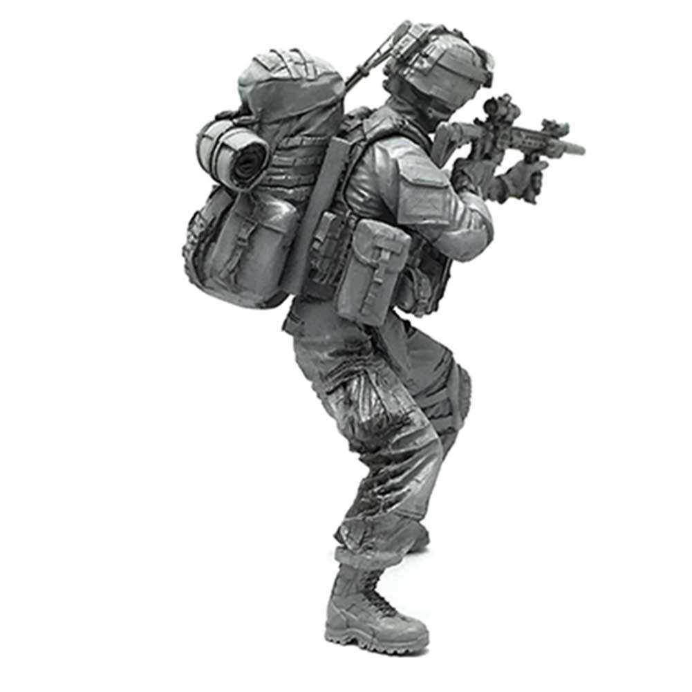 1//35 Moderne amerikanische Spezialsoldaten für Soldaten  Modellsammlerstück Y5C8