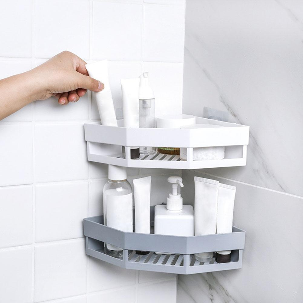 Shelves Storage Rack Holder Strong Wall