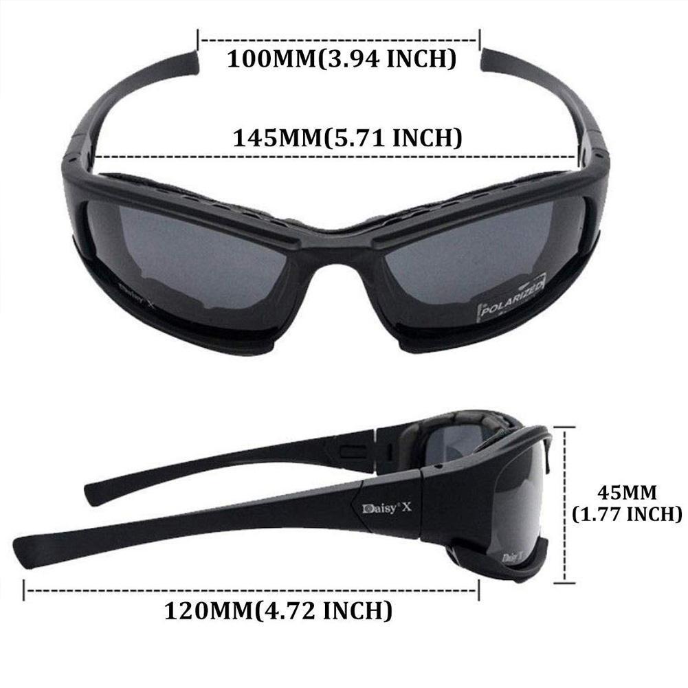 1PC Damen Herren Farbwechsel Polarisierte Sonnenbrille Driving Dlasses NEU