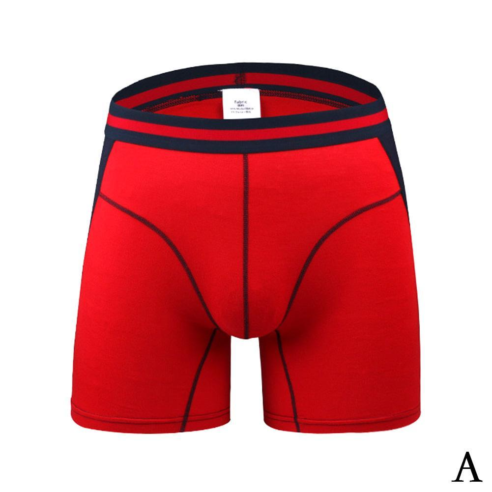 3fa9bb89744 View seller other 5363 Products. Mens Modal Boxer Briefs Shorts Long Leg  Sports ...