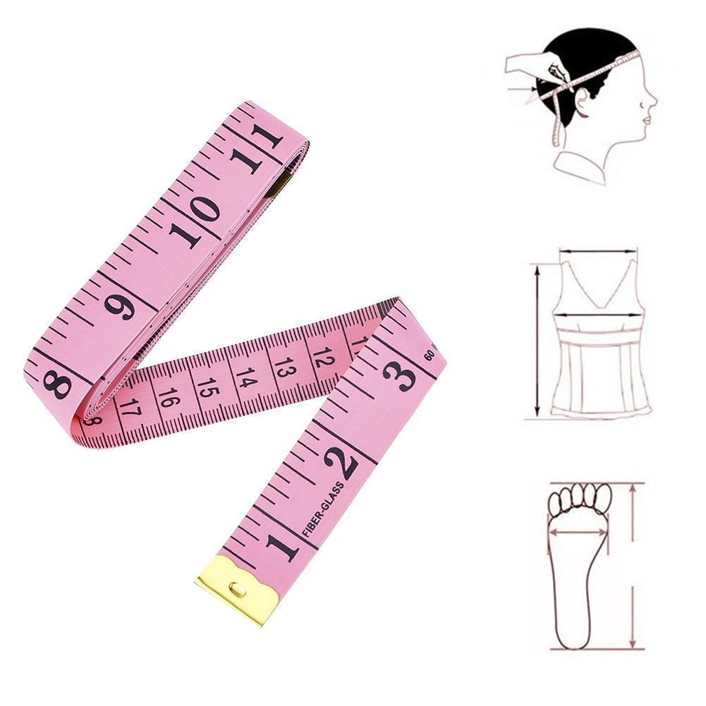 1 Stück 150 cm Weiche Versenkbare Maßband Sewing Craft Tuch Maßband