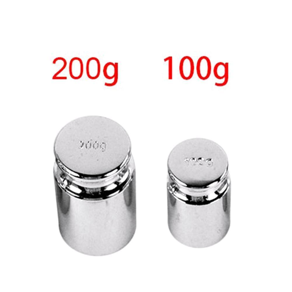 200 Gramm Chrom Massstab Gewicht Kalibrierung Gewicht Waage
