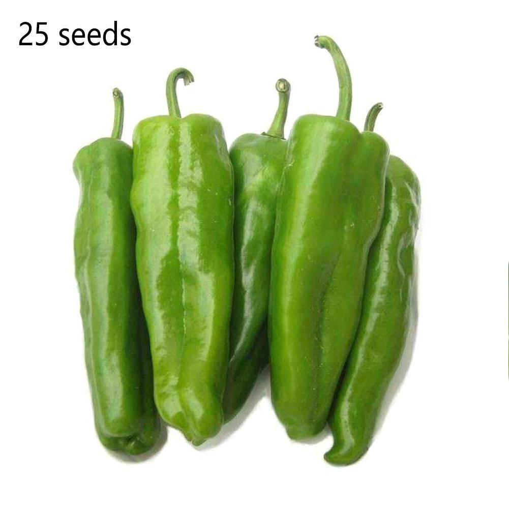 Heirloom Spicy Great Fr B7H8 Organic 100 Seeds Pepper Early Jalapeno Chille