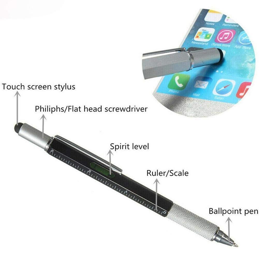 New Metal Writing Student Handwriting Fountain Business 0.5mm Pen Ballpoint G1B9