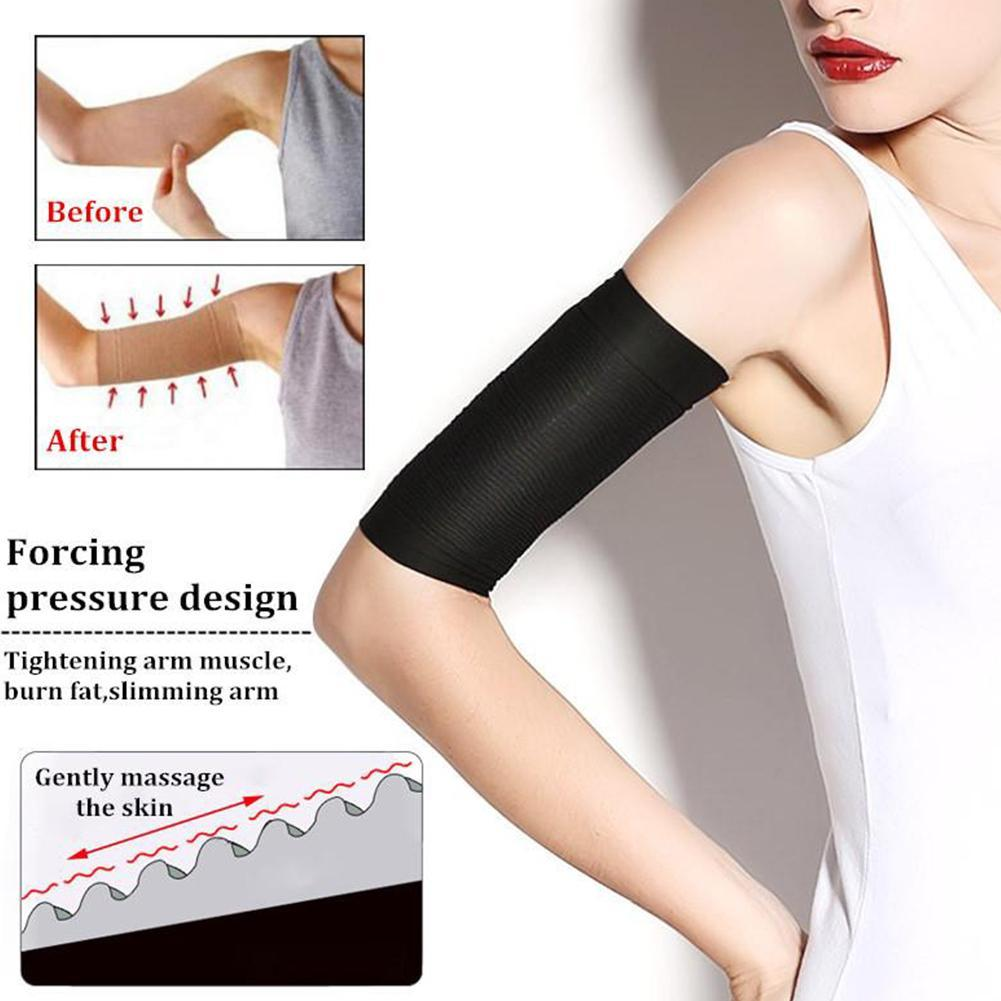 Weight Loss Calories Off Slim Leg Arm Shaper Massager Sleeve Slimming Wraps Arm Ebay