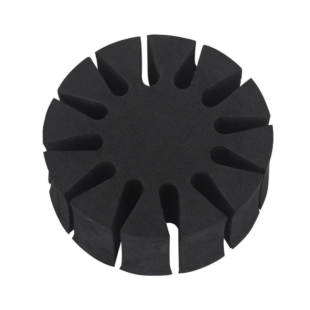 6Pcs Bogenschießen Schaum runder Rack Pfeilhalter 12 Pfeile separator    DE