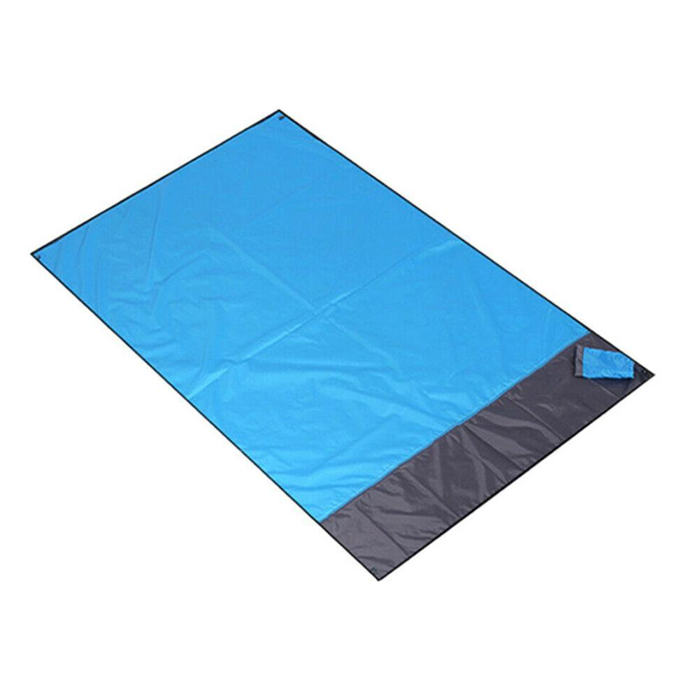 Camping Picnic Folding  Mat Pad Sleeping Mat 140 × 200cm
