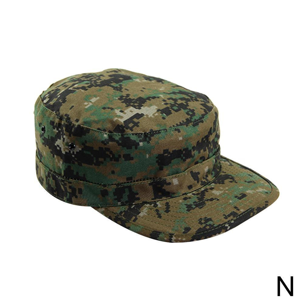 Classic Ready stock Style Cosplay Flash Deals Combat Cap Army Military Style Patrol Hat