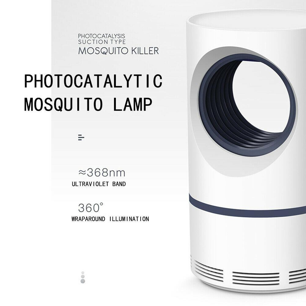 Lights & Lighting Electric Mosquito Killer Light Insect Trap Light 30db Trend 0 Noise Mosquito Lamp Usb Interface Mosquito Lamp