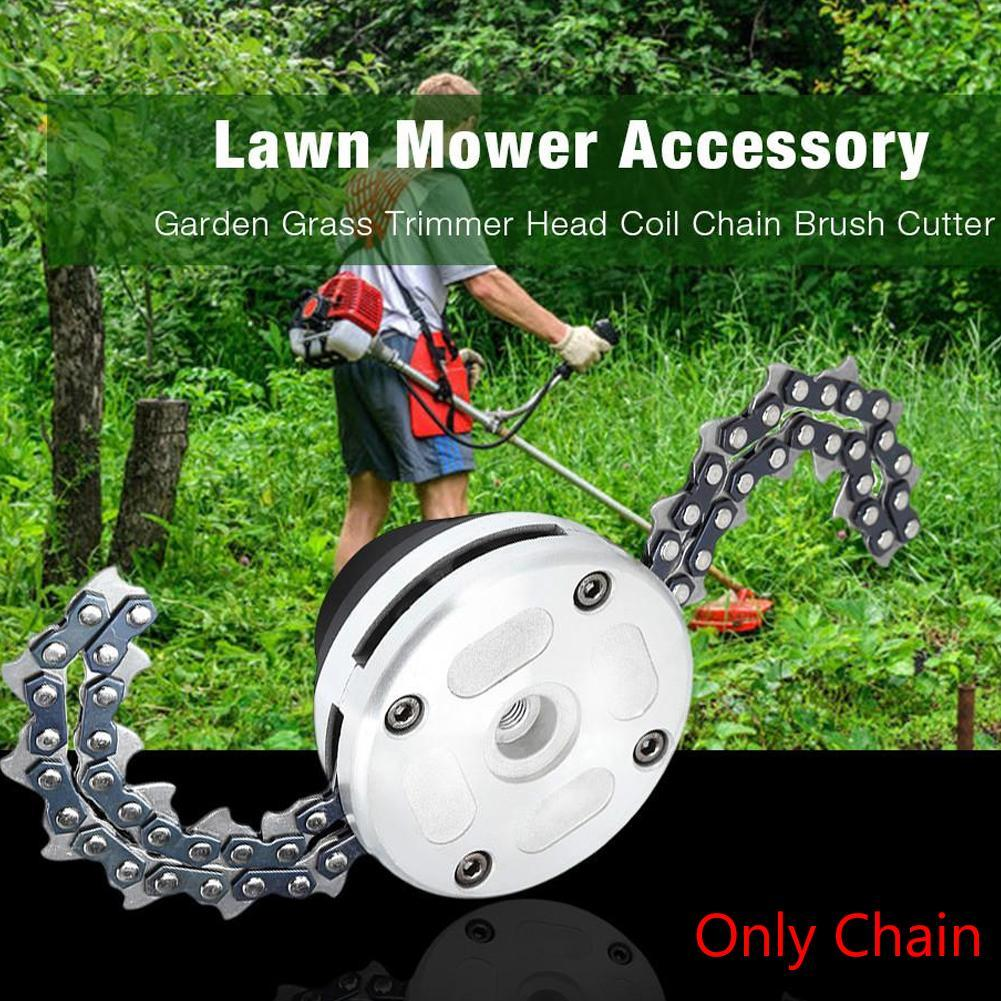 Garden Power Tools Learned Mower Parts Durable Trimmer Easy Install Grass Management Parts Outdooor Brush Cutter Lawn Mower Nylon Universal Easy Load