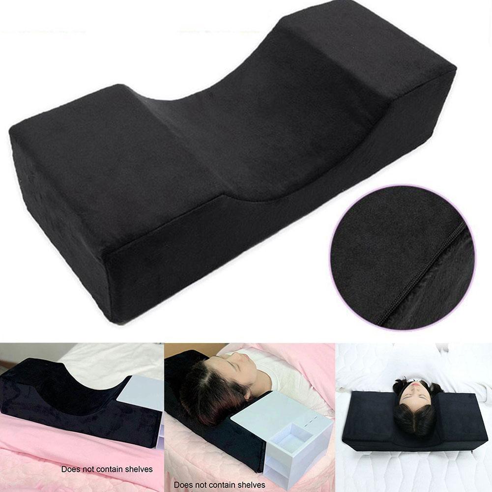 Professional memory foam lash pillow