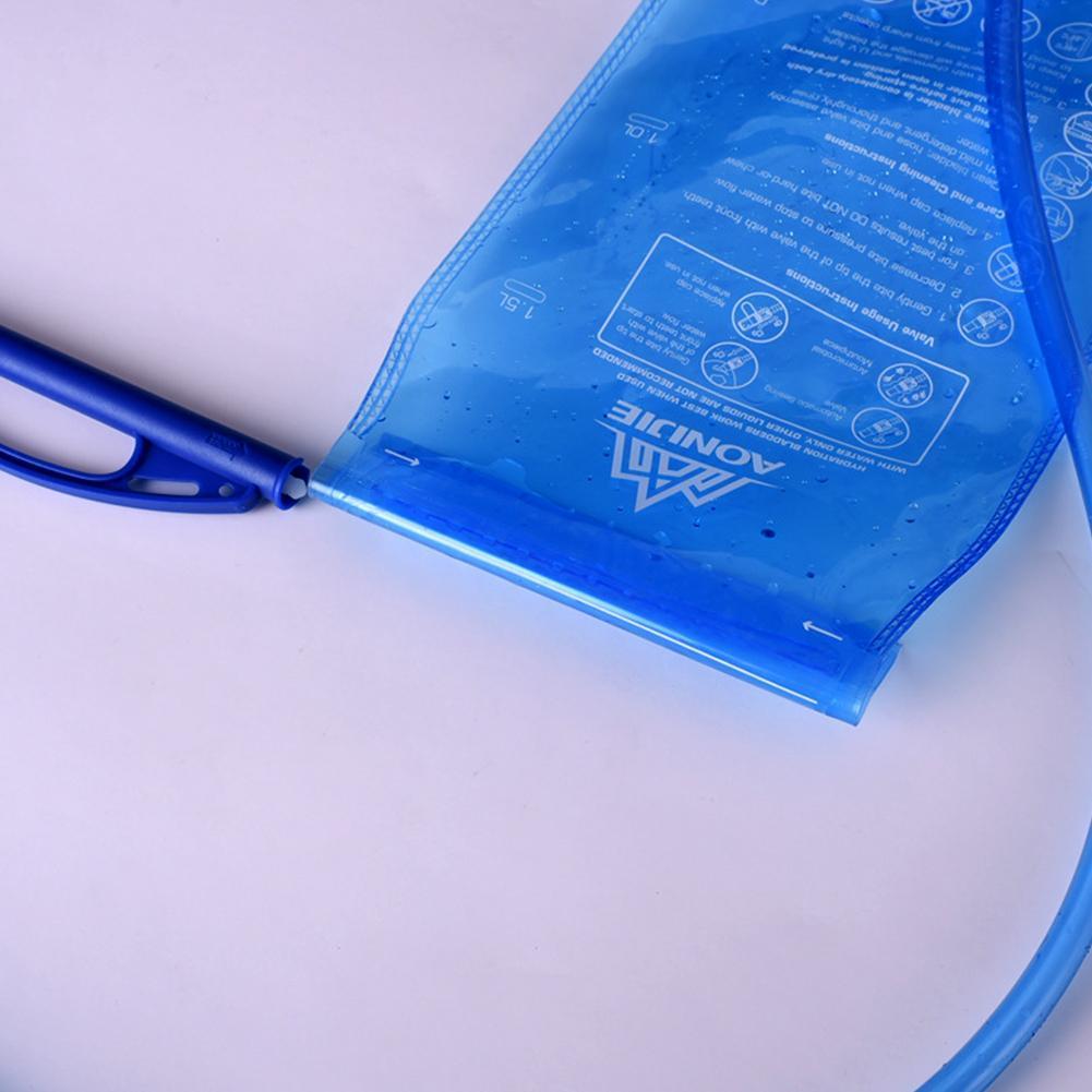 Wasserbehälter Blue TPU Wasserblase Trinkrucksack Aufbewahrungstasche 1//2//3 F9I2