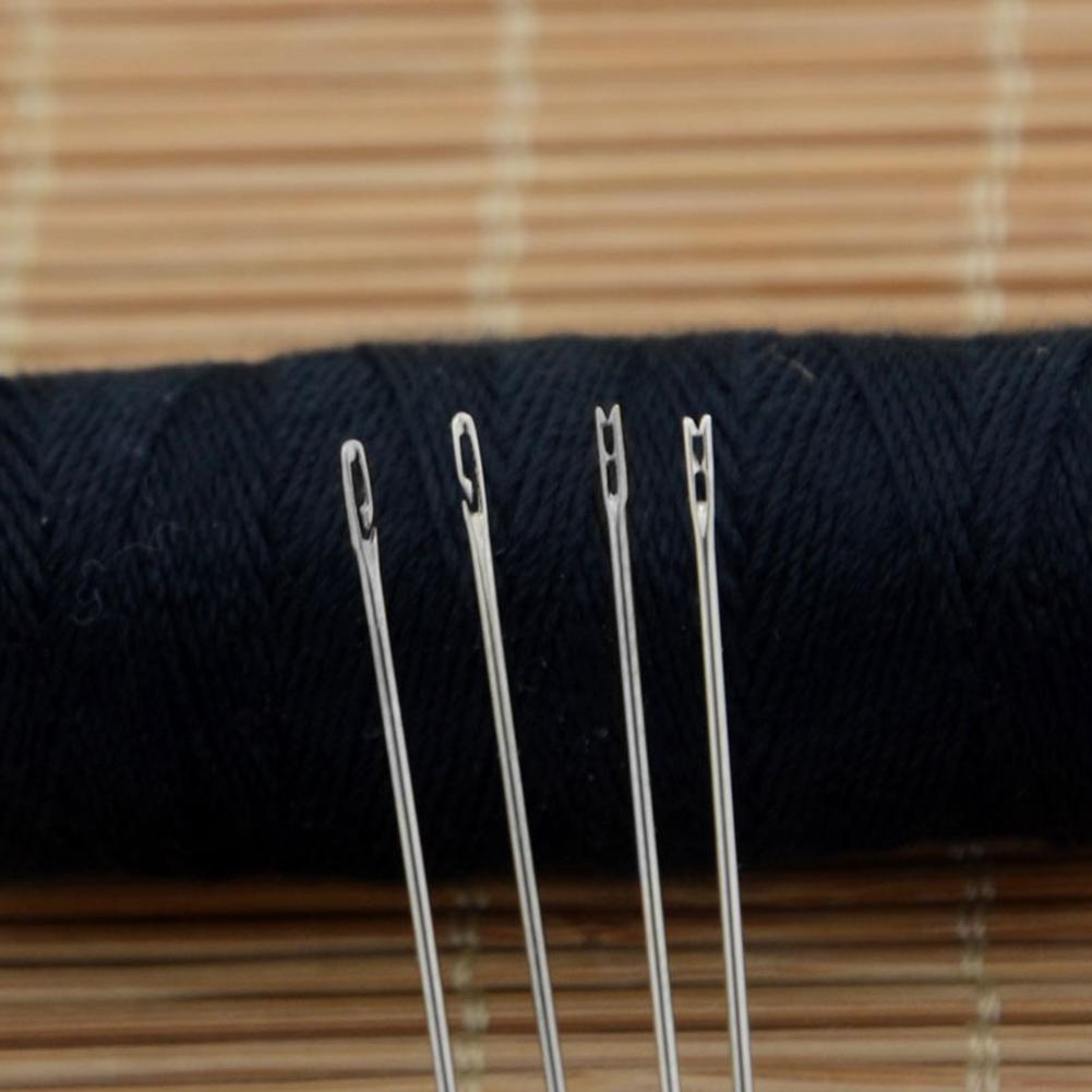 Eine Sekunde Nadel Set von 12 STÜCKE Hand Nähnadeln Haushalt Home Werkzeuge J1P6