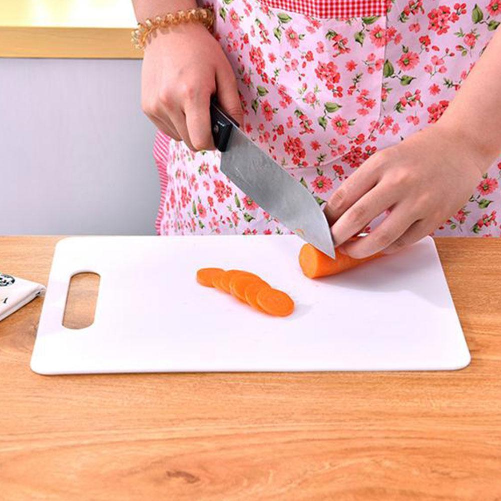 Kunststoff Hackmatte Rutschfeste Gemüse Obst Schneidebrett Küchenhelfer Wer L4L0