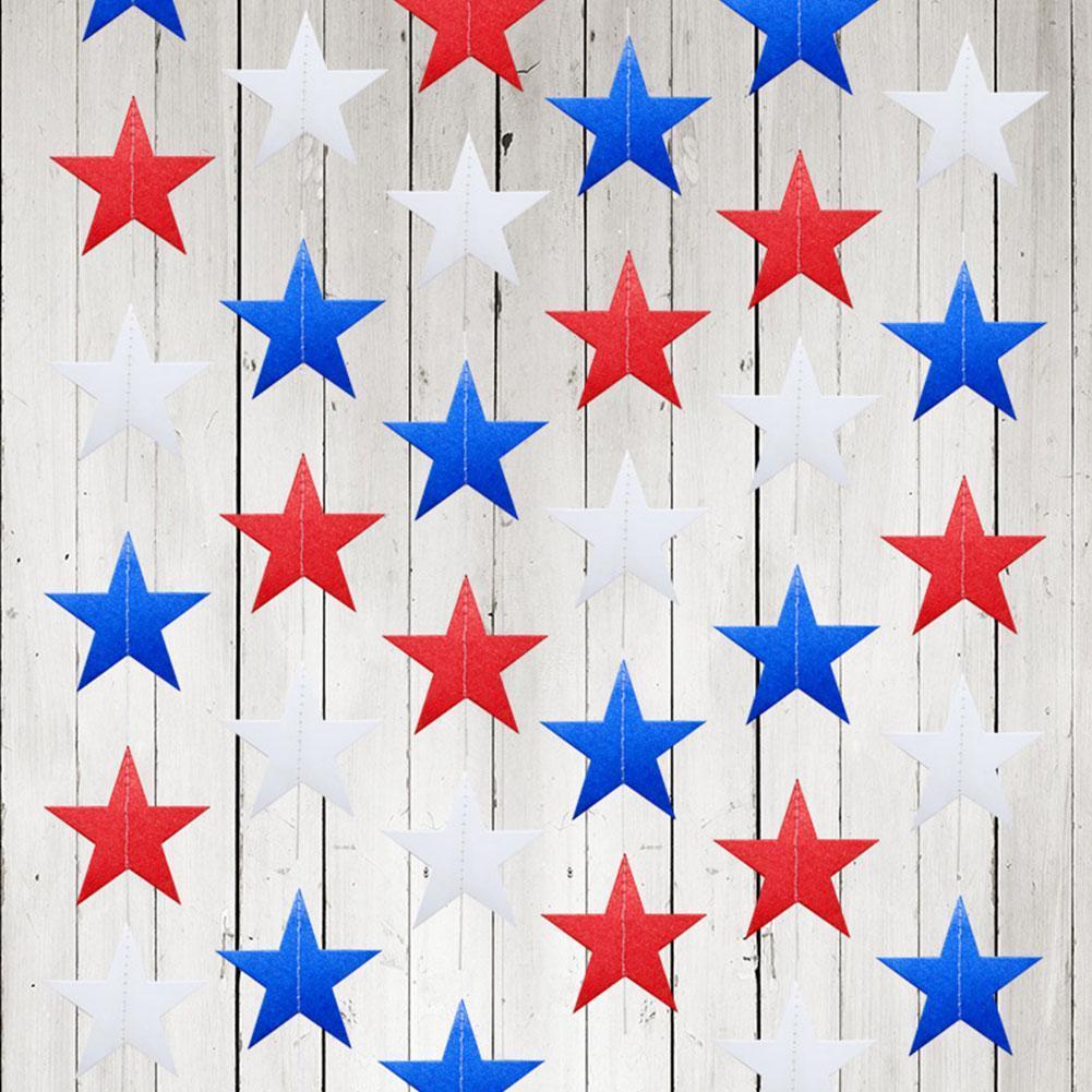 Semicircle American Flag Bunting Wall Decor Flag American x 18/'/' 36/'/' U3A6