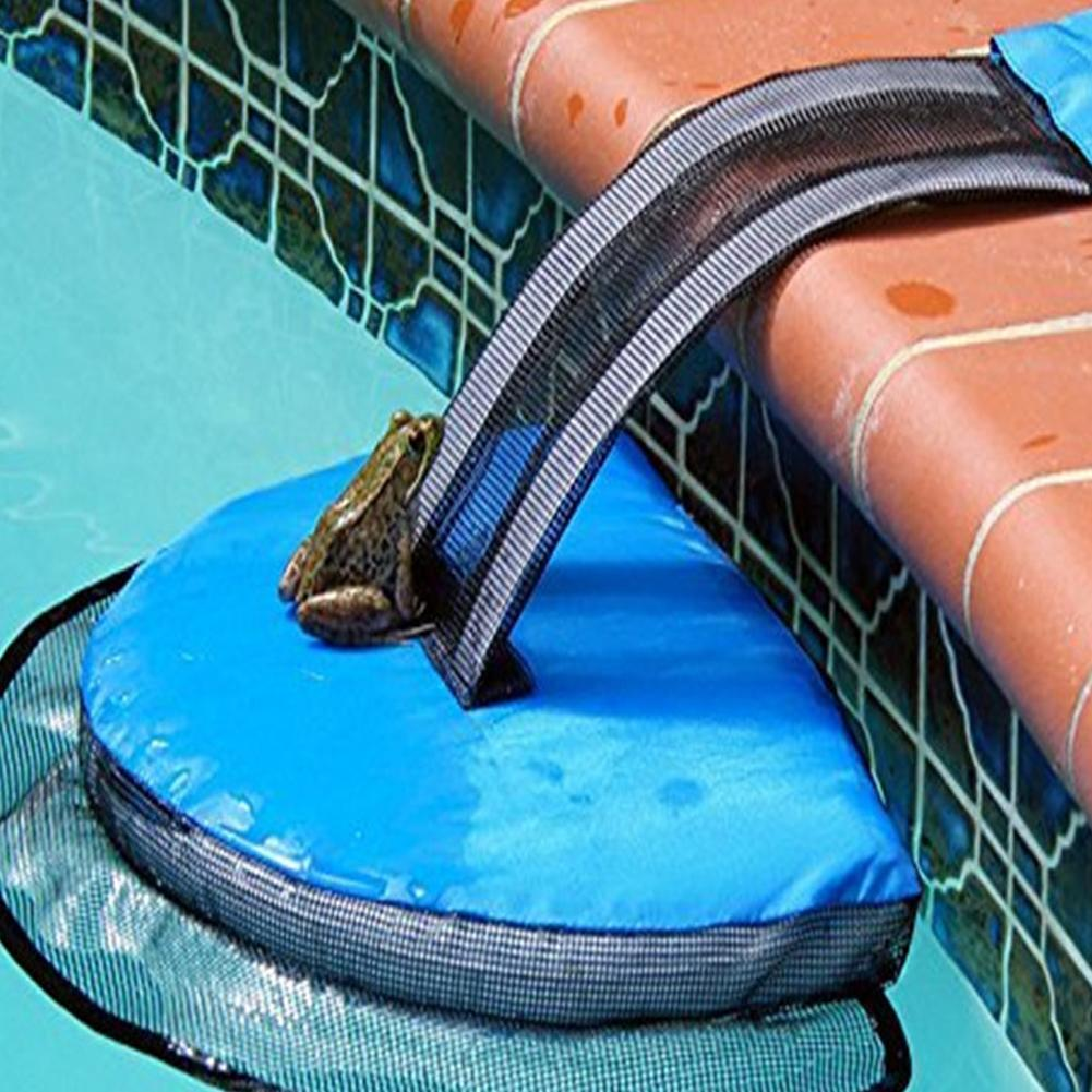 Swimline Hydrotools Swimming Pool Critter Froglog Saving