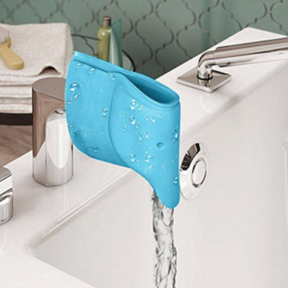 Baby Kind Pflegebad Spout Tap Tub Sicherheits Wasser Hahn Abdeckung Schutz  KI