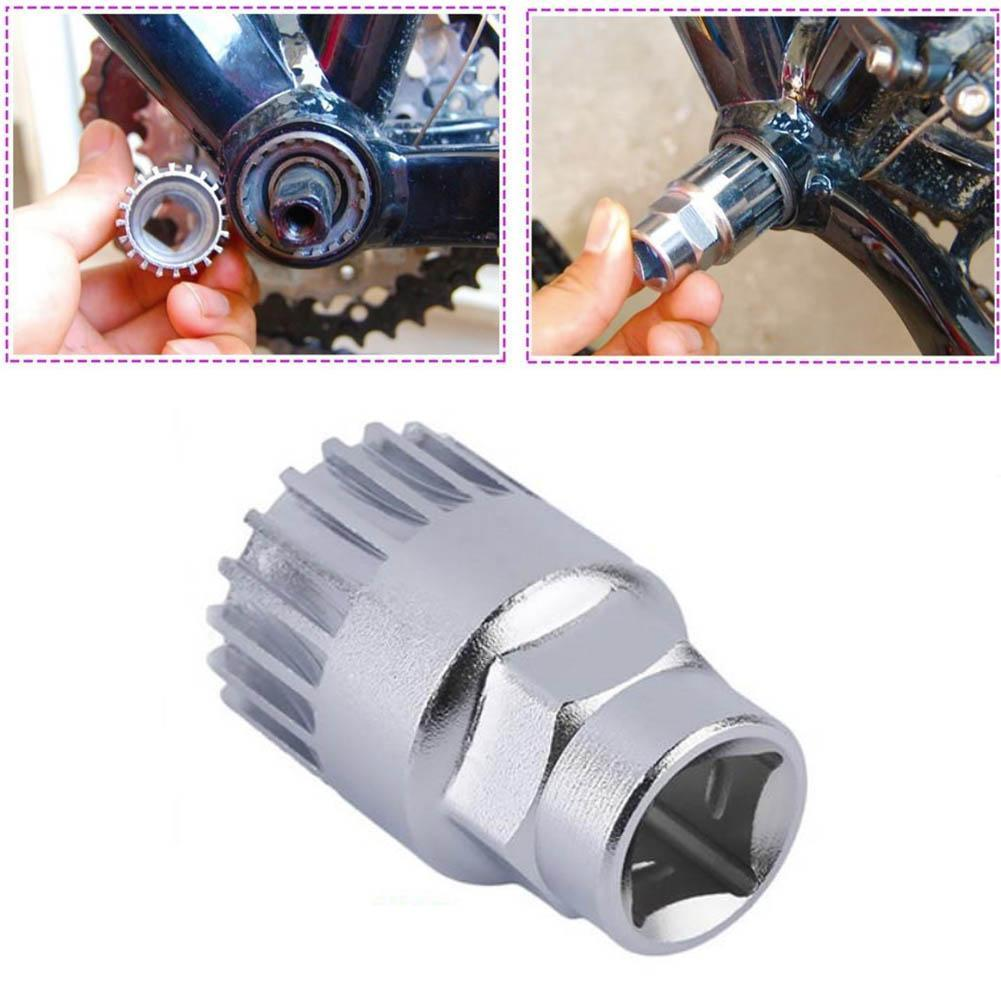 Mountain bike bicycle crank chain axis extractor removal repair tools k IOATA JC