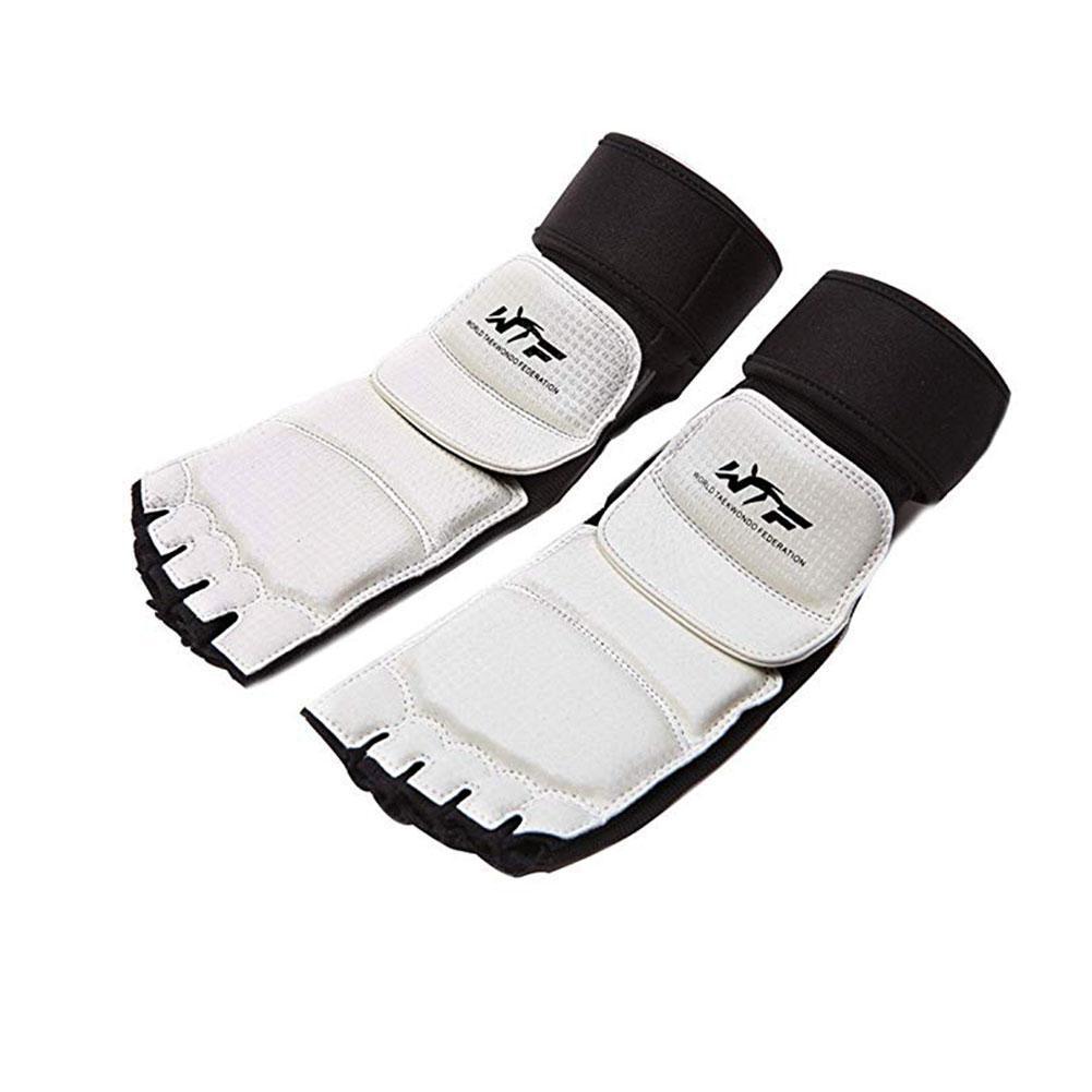 Taekwondo-Handschuhe Mitts Grappling Training WTF Kampfsport-Sparring-Neu I L7M7