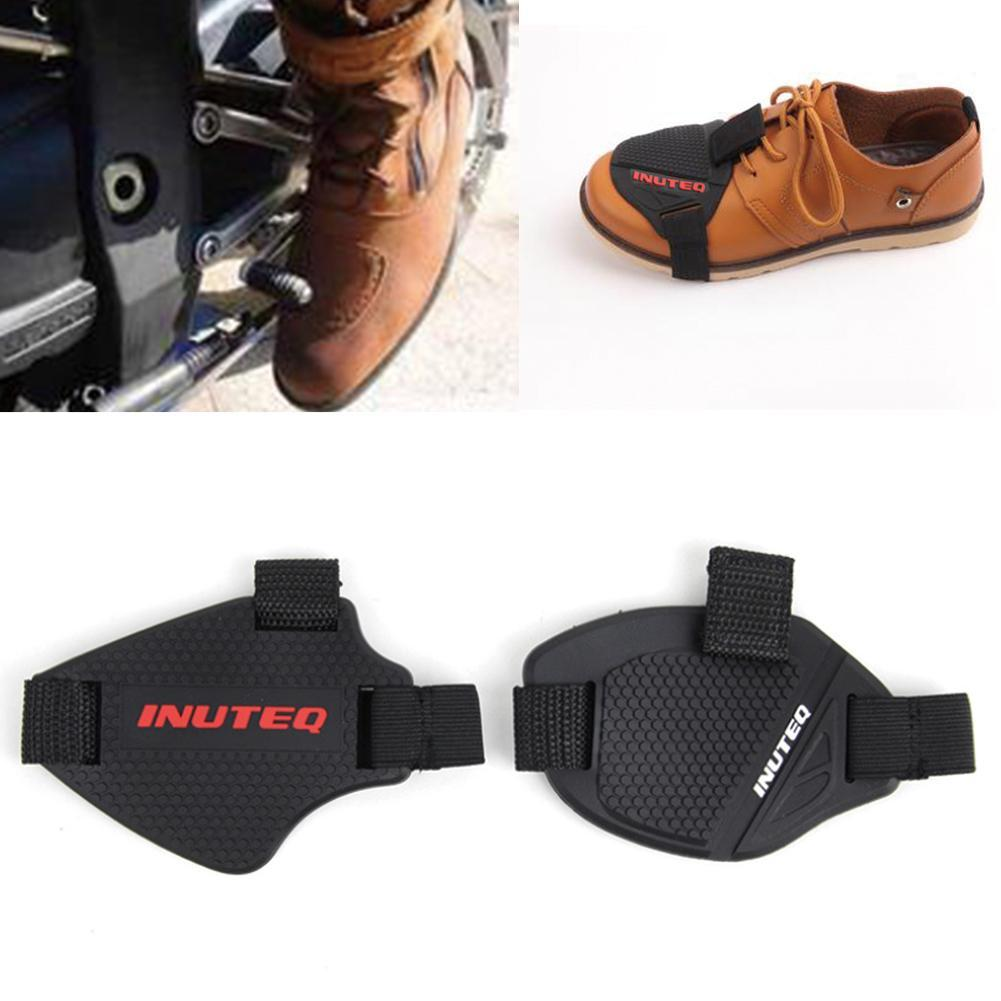 High Quality Rubber Motorcycle Shoes Protective Motorcycle Gear Shifter Shoe Boots Protector Motorbike Boot Cover Protective Gear Shift Pad