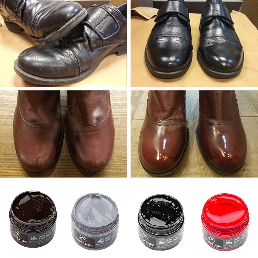 1 Jar Best Boot \u0026 Shoe Cream Polish 30