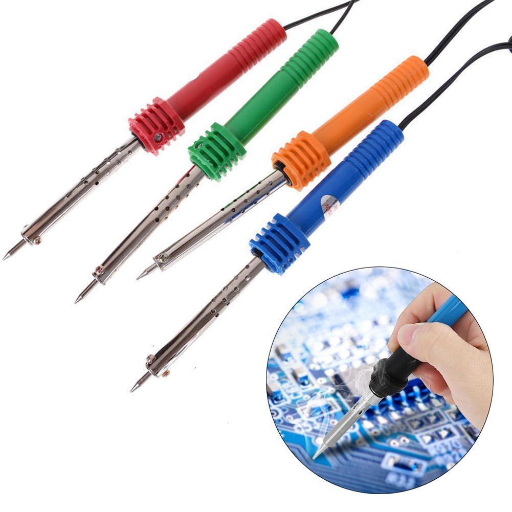 40W elektrische Lötsaugerpumpe Temperatur Schweißen Lötkolben Werkzeug