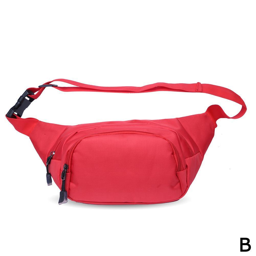 Large Bum Bag Waist Men Women Traveling Sport Adjustable Travel Pouch Fanny Pack
