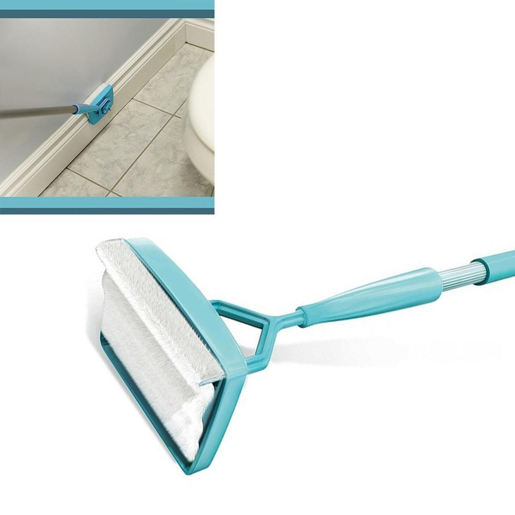 No Bending Mop Kit For Cleaning Baseboards Moldings Kitchen Tool