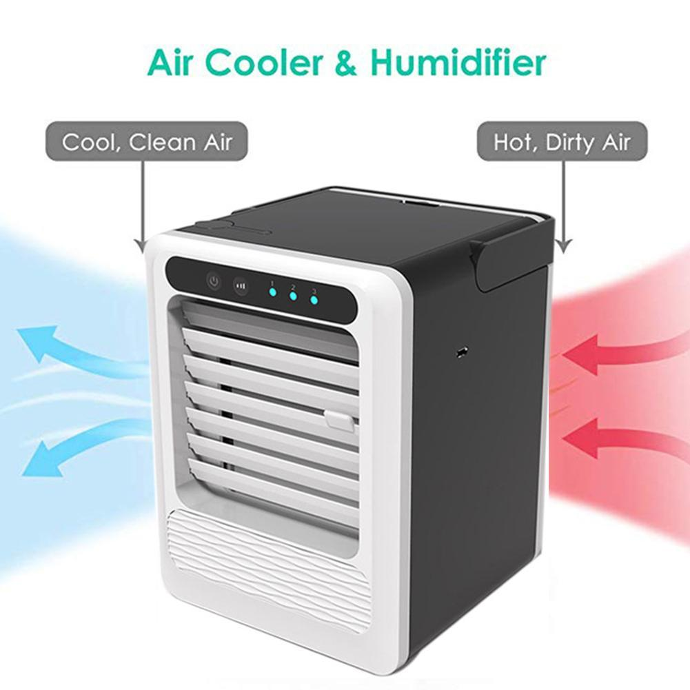 Portable Mini Air Conditioner Cool Cooling Artic Air