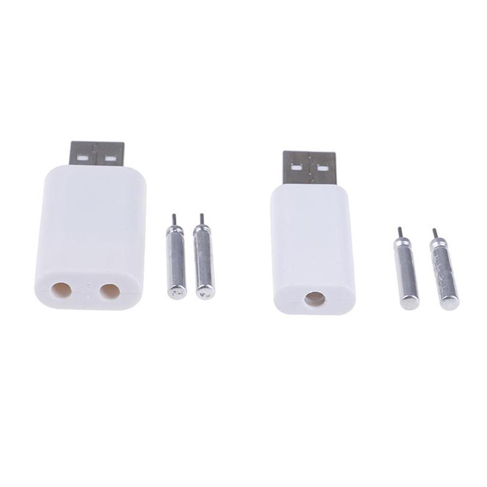 JIACUO 1 Satz Schwimmerbatterie Elektro USB wiederaufladbare CR425 Knicklicht Ladeger/ät