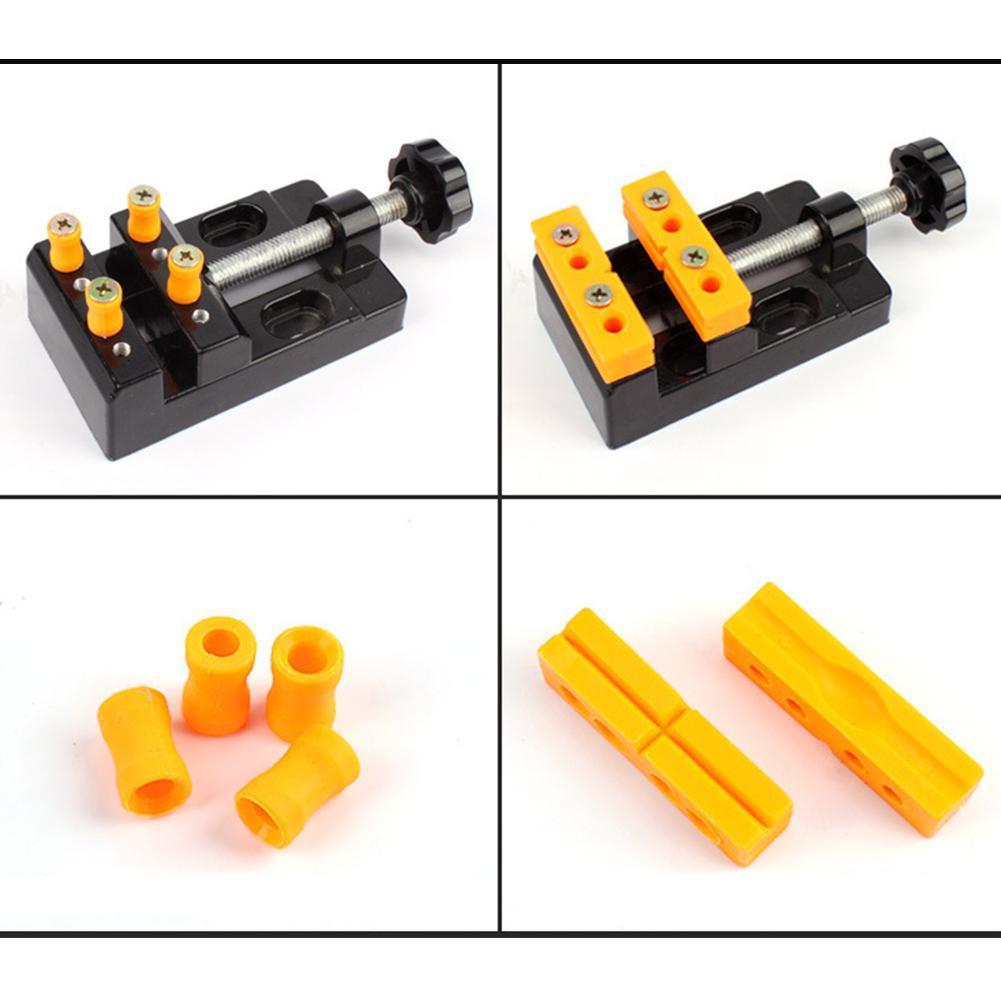 Multifunktions-Stahl-Typ Clip Screw Clamp Locking Holzklemmplatten Face Cla V6K7