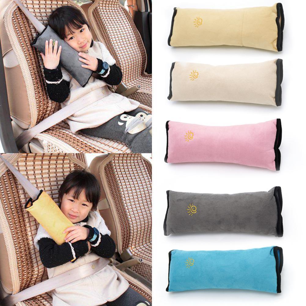 1Pair Baby Stroller Car Seat Safety Belt Strap Cover Pad Cushion Shoulder Holder