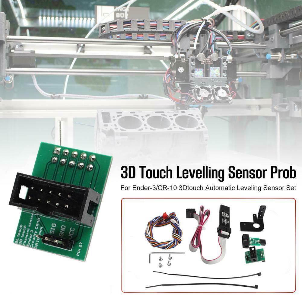 BLTouch Auto Press Bed Leveling Sensor Kit for CR-10 CR-10S Pro ENDER-3 US