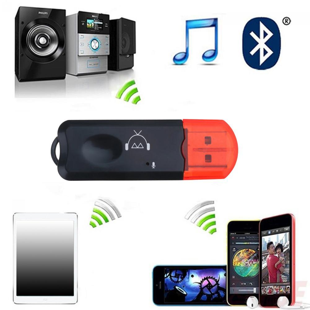Bluetooth4.2 Wireless Audio Adapter Receiver Stereo 3.5mm RCA Music HIFI  PE