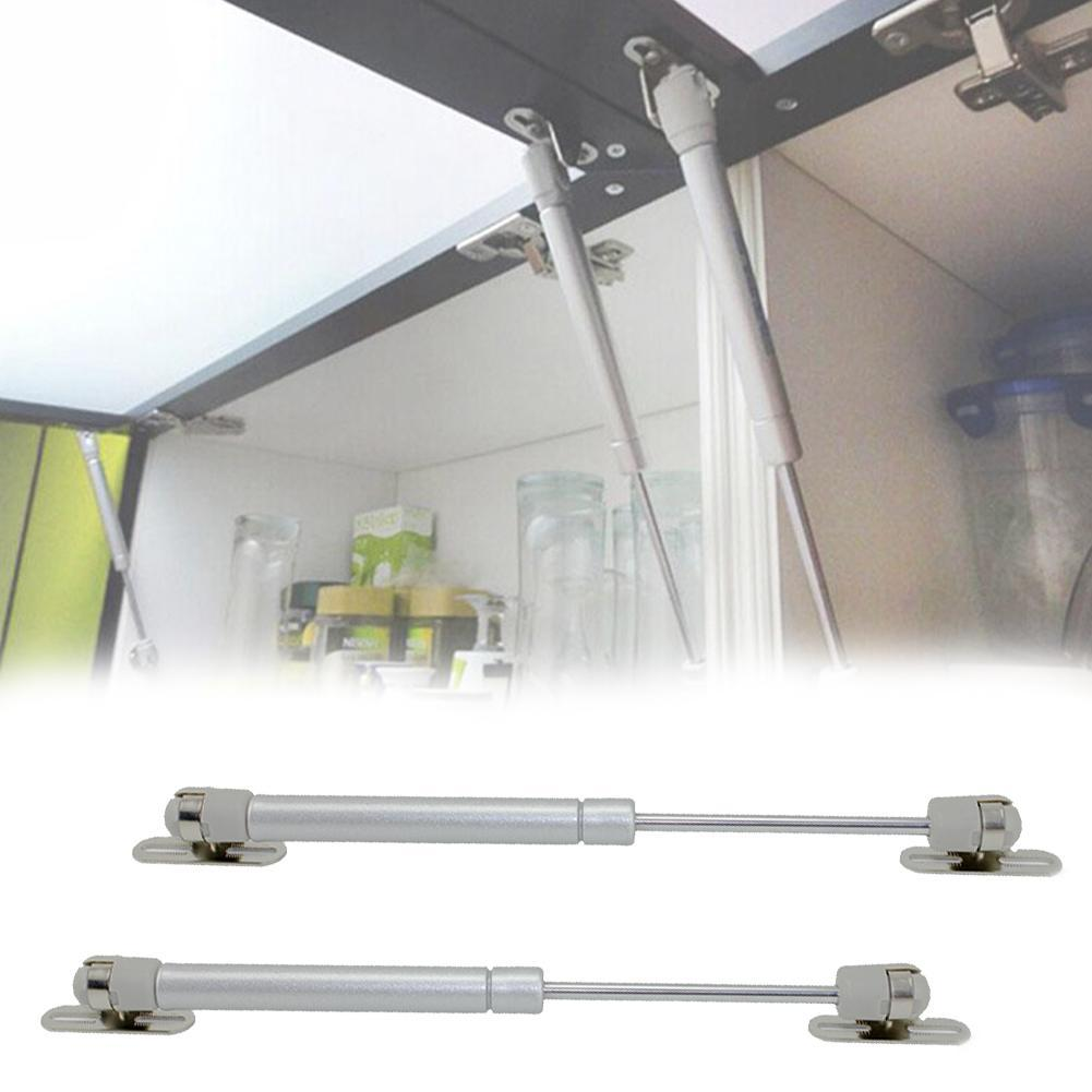 Cabinet Hydraulic Gas Lift Support Kitchen Cabinet spring brass cover Stay Lot