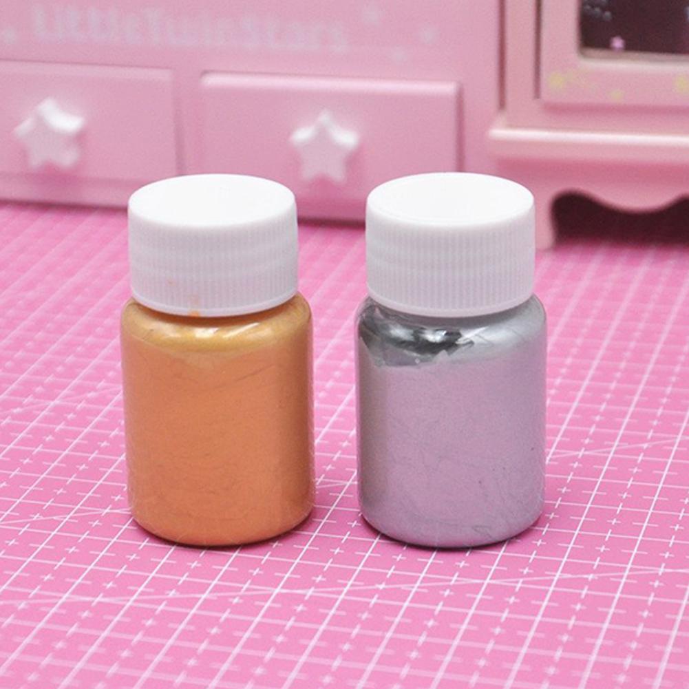 Curing Dye Colorant Flüssige Pigmentmischung Farben Epoxy UV Resin Ultravio L0L7