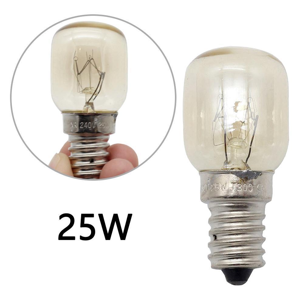 E14 Oven Lamps Cooker Heat Resistant Light Bulb 15W//25W Best 220-240V AU Z7F3