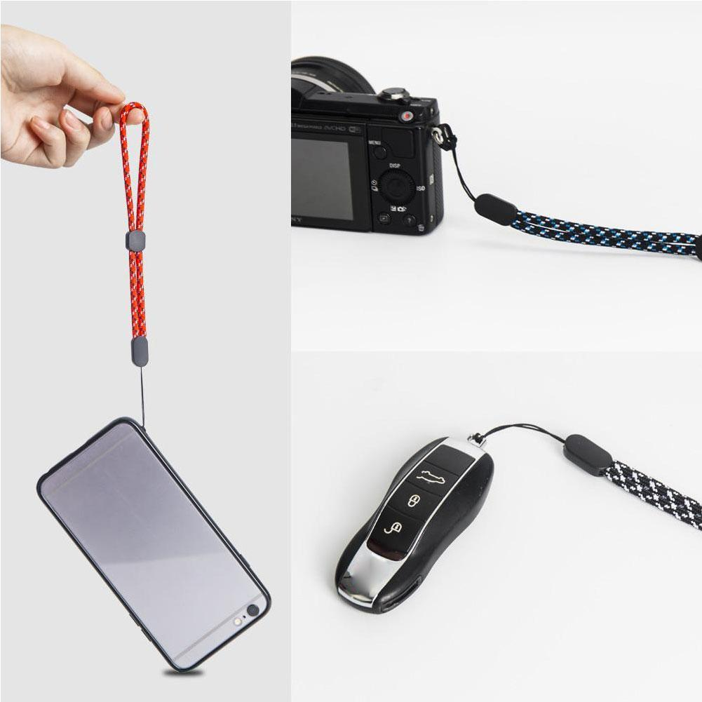 Adjustable Wrist Strap Lanyard Paracord For Camera Binoculars Cell Phone H0M5
