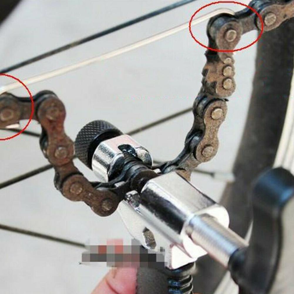 BMX MTB Road Bike Bicycle Steel Chain Hook Cutter Splitter Breaker Repair Tools