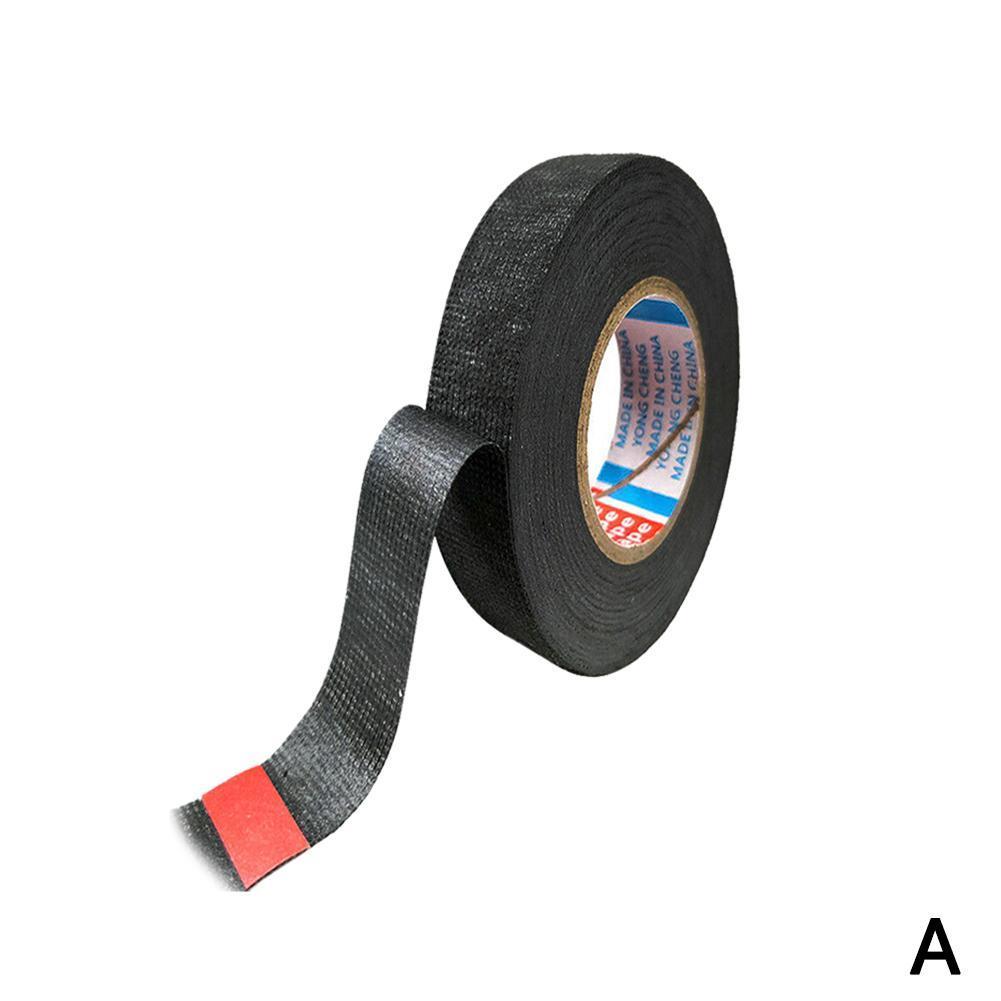 Adhesive Cloth Automotive Wiring Harness Tape Car Heat Perfect Sound K2O1